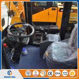 中国の販売のための安い小型ローダー920fのフロント・エンドローダー1.5tonの車輪のローダー