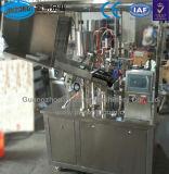 半自動アルミニウム管の詰物およびシーリング機械