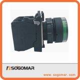 Interruttore di pulsante del comitato LED del Governo Xb5 Sp-4aw36m5