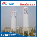 Alta Qualidade do tanque de armazenamento de azoto líquido criogénico para venda