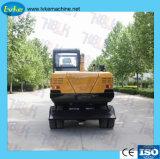 販売のための中国人の製造6.5tonsの小さい掘削機