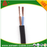 Elektrische Kabel van het Paar van pvc van BV BVVB van de Kern van het Koper van de hoogste-kwaliteit Bvr Insulatied Verdraaide