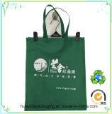 주문 로고를 가진 최신 판매 Eco- 친절한 재생된 비 길쌈된 쇼핑 백