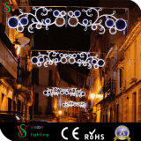 2D Waterproof LED Light Reason Christmas Street Decoration