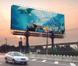 Tabellone per le affissioni esterno pieno dello schermo a colori di HD P10 LED