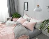 Joli jeu de feuilles de lit en coton Factory