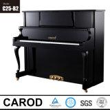 피아노 초심자를 위한 주문을 받아서 만들어진 까만 청각적인 피아노 125cm