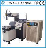 Автоматический вращая сварочный аппарат лазера для заварки лазера электрода