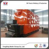 Caldaia Chain infornata della griglia del carbone di legno del tubo di fuoco con l'economizzatore