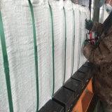 면 가마니를 위한 버클을 채운 애완 동물 결박