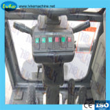 12t 0.43cbm les excavatrices de la roue de godet, machinerie de construction 12t Pelle Rétro Excavatrice