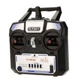 [فس-ي4-2.4غز] [4ش] راديو نظامة جهاز إرسال لأنّ [رك] هليكوبتر طائرة شراعيّة مع [فس-6] جهاز استقبال