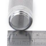 Maglia cilindrica degli elementi filtranti dell'acciaio inossidabile