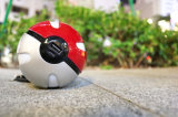 Comercio al por mayor Venta caliente 12000mAh Magic Ball Pokemon ir Banco de potencia