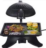 2016 Infrarode Elektrische BBQ Grills met de Hete Pan van de Pot (ZJLY)