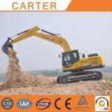Máquinas escavadoras resistentes Multifunction da esteira rolante do Backhoe de CT220-8c (22T)