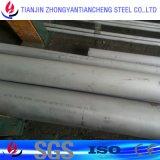 321 321H transparente dans le tuyau en acier inoxydable poli