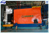 Caldeira de vapor empacotada 6t/H inteiramente automática do combustível da biomassa