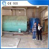 Bruciatore industriale della segatura della biomassa di Haiqi per l'impianto di miscelazione bituminoso