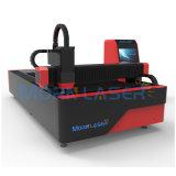 tôle acier au carbone de la faucheuse Laser Laser à fibre Machine de découpe CNC