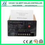 10A 12/24V MPPT Solar Charge Controller (QWM-MT10A)