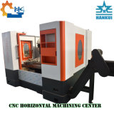 Centro de mecanización horizontal del CNC del precio bajo H40
