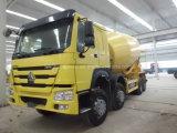 Sinotruk HOWO 경쟁적인 구체 믹서 트럭, 구체적인 수송