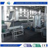 Linea di produzione residua completamente automatica di pirolisi del pneumatico