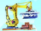 Ая машина установки блока глины машины делать кирпича
