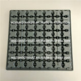 De plastic Vorm van het Verbindingsstuk van de Vezel van de Vorm van de Injectie Concrete voor Bouw (mh253056-YL)