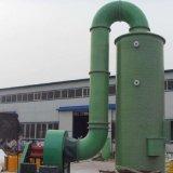 Élimination industrielle de gaz et tour d'épurateur de purification de vapeur