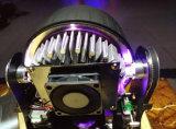 OEM 공장 높은 소형 꿀벌은 LED 광속 가벼운 이동하는 헤드를 주목한다