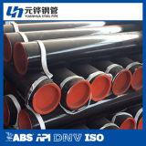 140*5 tubos de acero de la ISO 559 para el agua y las aguas residuales