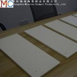Isolierende keramische Platte der beständigen Tonerde-99.7% 1800c