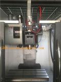 Вертикальный сверлильный станок с ЧПУ инструмент и обрабатывающего центра VMC1050 для обработки металла