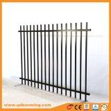 Barriera di sicurezza dell'acciaio della parte superiore piana