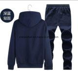Vlies mit Kapuze Hoody der Männer Baumwollziehen Hoodie mit kundenspezifischem Drucken Hoodie für Männer hoch