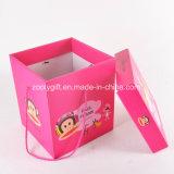 Do armazenamento Foldable do cartão da impressão da qualidade caixa de papel