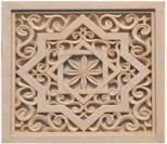 De Tegels van het Standbeeld van Relievo van het zandsteen voor de Decoratie van het Huis