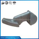 Carcaça de aço da precisão do metal da fundição do OEM para o suporte moldado do metal