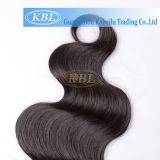 бразильские большие человеческие волосы волны 5A