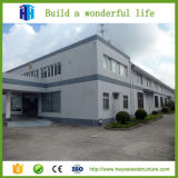 Fornecedor claro Prefab do preço de fábrica do hotel do edifício de frame de aço