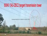 Torretta della trasmissione di tangente di Megatro 500kv 5A3-Zbc2