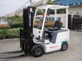 2ton elektrische MiniFroklift, de Elektrische Vorkheftruck van de Prijs van de Fabriek, Kleine Elektrische Vorkheftruck