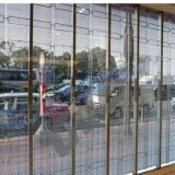 P8 옥외 높은 광도 유리제 투명한 발광 다이오드 표시