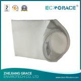180 X 800 mm de dominio Separación PP de la manga de filtro Liquid Solid-Liquid