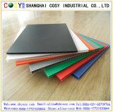El claro colorea el material de material para techos hueco de la hoja de los PP