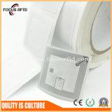 Ultralight MIFARE RFID HF/Etiqueta UHF coste barato para la aplicación de seguimiento de la industria alimentaria