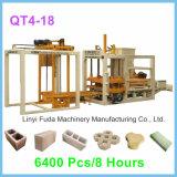 機械を作るCabroのフルオート油圧煉瓦コンクリートブロック