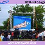 Изготавливание P3.91, P4.81, P5.95, видео- доска стены P6.25 напольная/крытая экран дисплея знака HD арендная СИД сделанная в Китае с шкафом 500X500mm Die-Casting